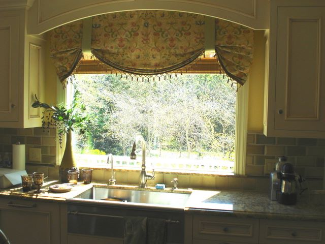 Indianapolis custom valances