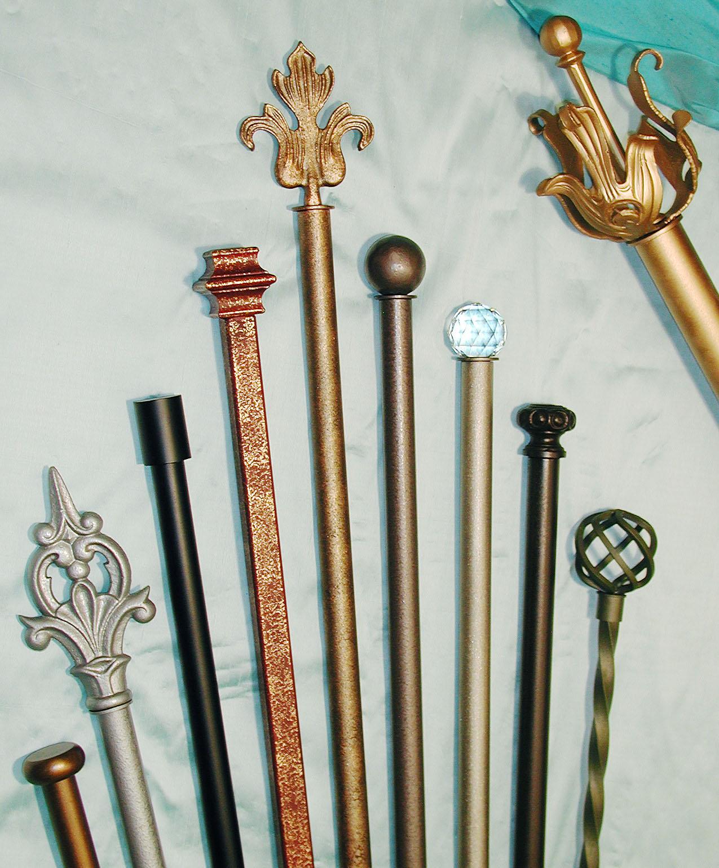 Indianapolis drapery hardware