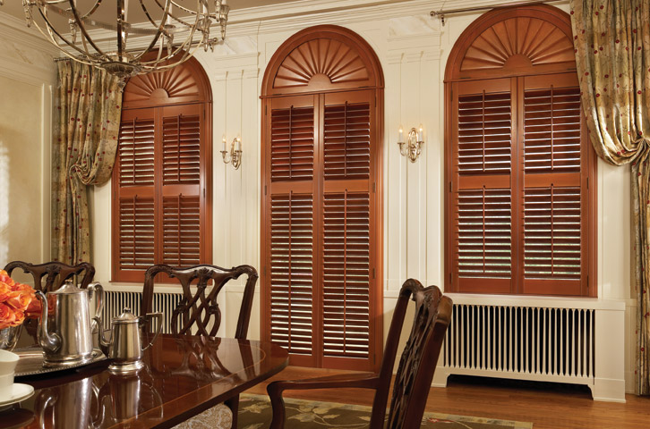 Indianapolis Plantation Shutters