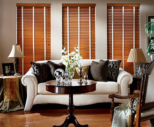 Indianapolis Wood Blinds